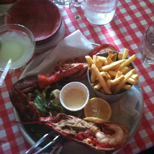 Foto tirada no(a) Big Easy Bar.B.Q & Crabshack por Laura S. em 8/15/2011