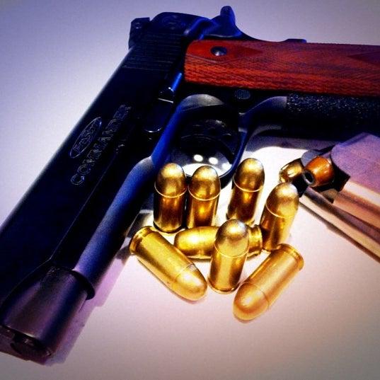 Armscor Shooting Range - Gun Range in Makati