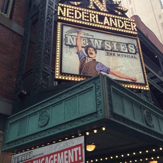 4/18/2012にScott B.がNederlander Theatreで撮った写真