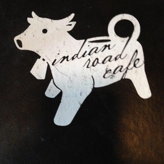 Foto tomada en Indian Road Café por Salvador B. el 4/15/2012