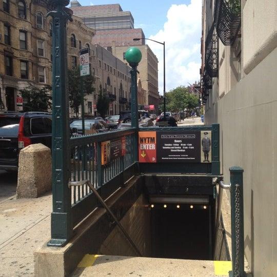 8/11/2012 tarihinde FacePaulm R.ziyaretçi tarafından New York Transit Museum'de çekilen fotoğraf