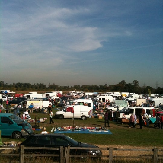 Photos At Denham Car Boot Flea Market In Denham
