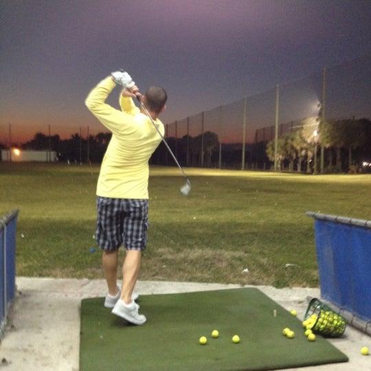 Das Foto wurde bei Palmetto Golf Course von Mo am 1/10/2012 aufgenommen
