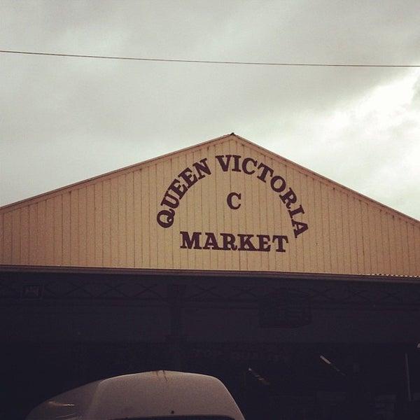Foto diambil di Queen Victoria Market oleh Jocelyn O. pada 8/9/2012