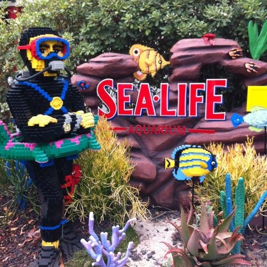 Foto tirada no(a) Legoland California por Andrew @. em 7/13/2012