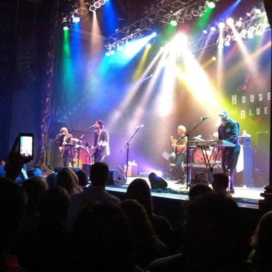 5/12/2012에 Andres F.님이 House of Blues에서 찍은 사진