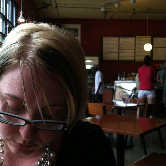 Foto diambil di Mars Cafe oleh John P. pada 6/3/2012