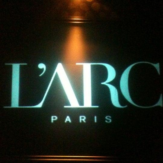8/12/2012にMaria A.がL'ARC Parisで撮った写真