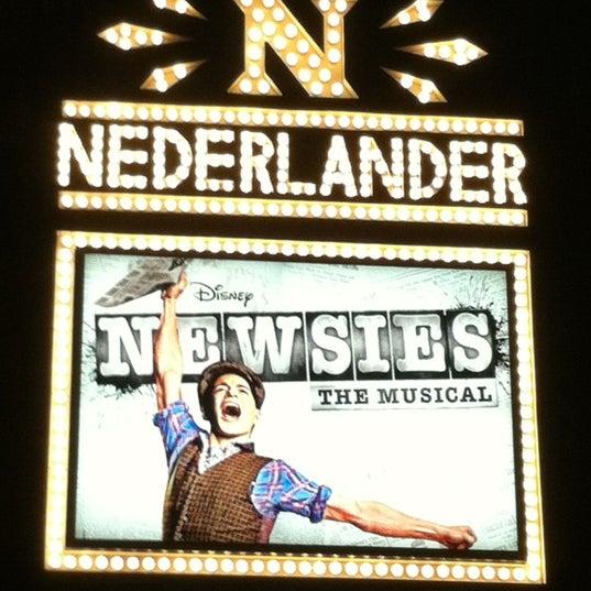 4/2/2012にMyraがNederlander Theatreで撮った写真