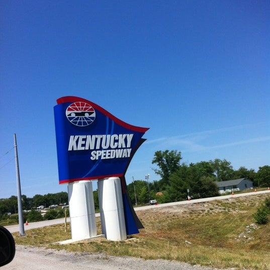 6/28/2012にHope G.がKentucky Speedwayで撮った写真