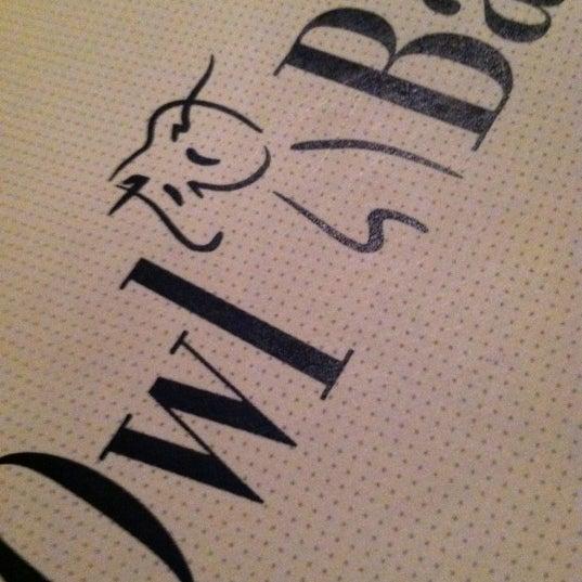 Снимок сделан в The Owl Bar пользователем Kristen M. 9/6/2012
