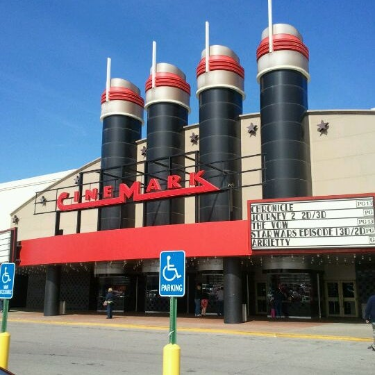 Photos at Cinemark 20 - Movie Theater in Merriam Town Center