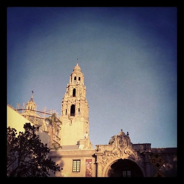 Foto scattata a San Diego Museum of Man da Matt H. il 12/4/2011
