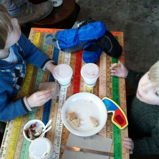 3/4/2012에 Micah T.님이 Peace Coffee Shop에서 찍은 사진
