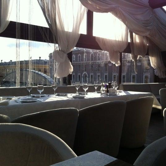 Das Foto wurde bei Panorama Lounge von Dashysha S. am 6/2/2012 aufgenommen