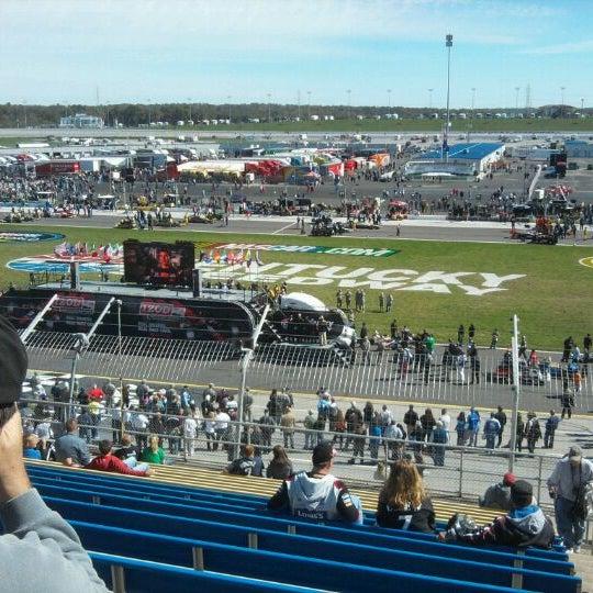 10/2/2011にJustin M.がKentucky Speedwayで撮った写真