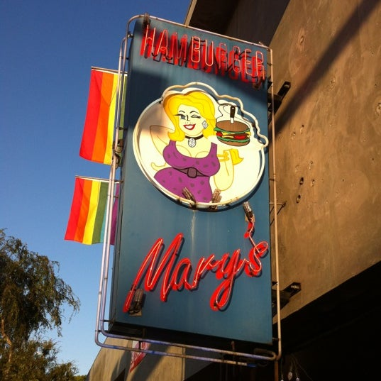 Mary's gay bar