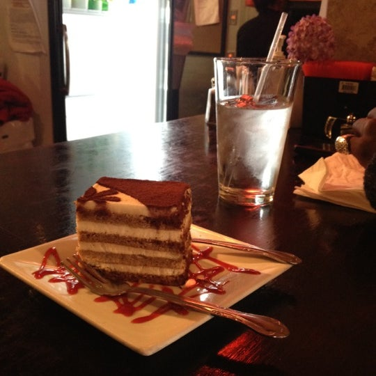 Try tiramisu with expresso .#Dope-On-a-Rope!