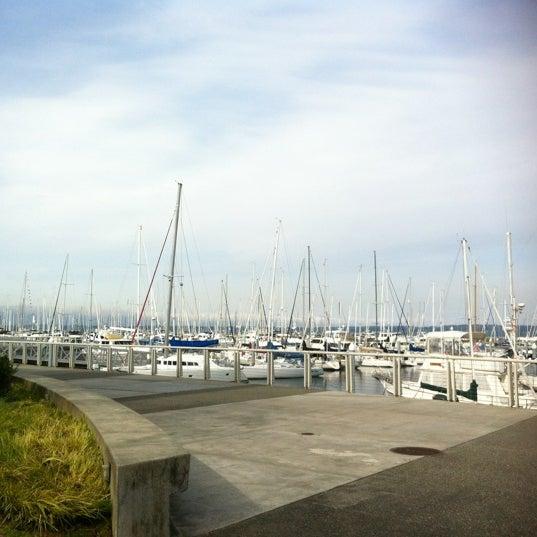 Photo prise au Seattle Sailing Club par Jennie C. le5/8/2012