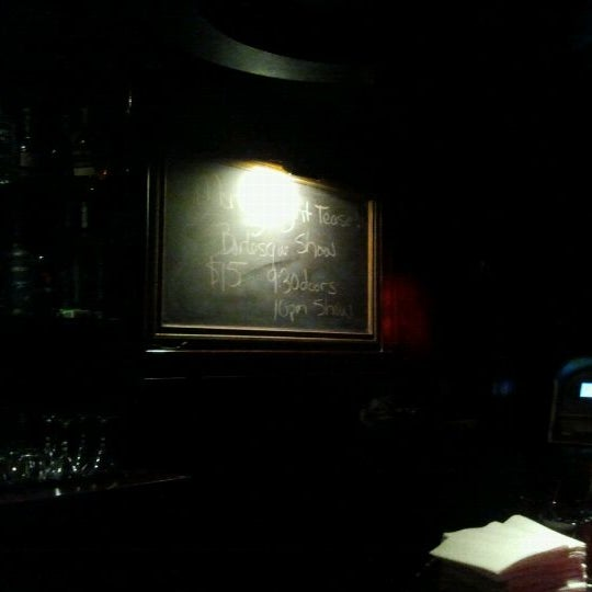 Photo prise au Three Clubs par tommee ♠. le11/8/2011