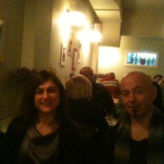Foto tomada en Sıdıka Meze Restoranı por Sabri A. el 1/31/2012