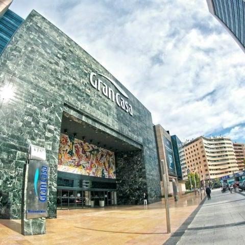 C C Grancasa Shopping Center Em Zaragoza