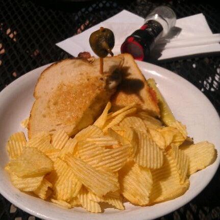 Foto tirada no(a) Hammontree's Grilled Cheese por Kent A. em 4/19/2012