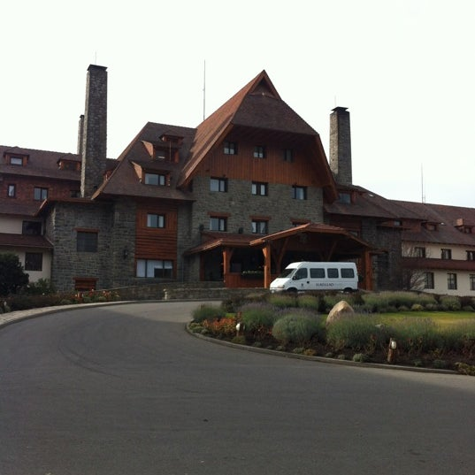 Photo prise au Llao Llao Hotel & Resort par Fede G. le5/5/2012