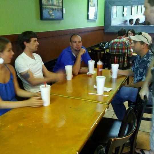 8/3/2011にDr GravyがOliveo Grillで撮った写真