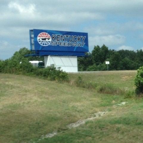 7/21/2012にGary M.がKentucky Speedwayで撮った写真