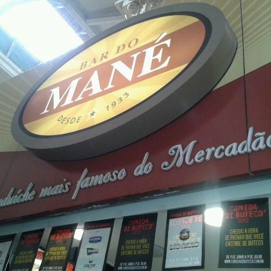 7/10/2012にFábio S.がBar do Manéで撮った写真