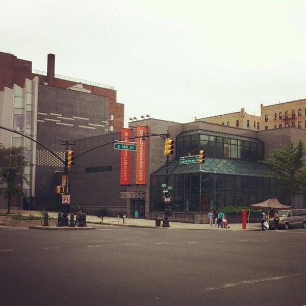 Foto scattata a Bronx Museum of the Arts da fromTheBronx 4sq Page il 5/25/2012