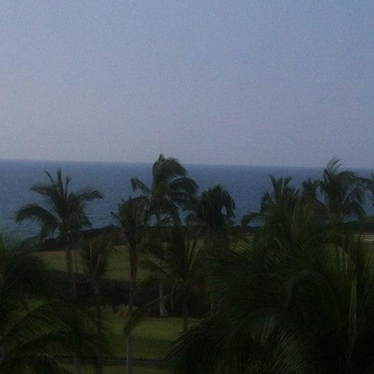 Foto tomada en Hilton Waikoloa Village por Gary P. el 9/9/2012