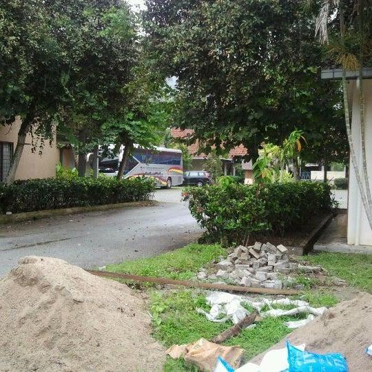 Снимок сделан в Air Tenang Resort, Janda Baik пользователем Muhamad N. 11/12/2011