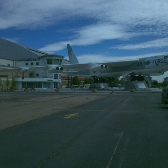 5/1/2012にAustin H.がWings Over the Rockies Air & Space Museumで撮った写真