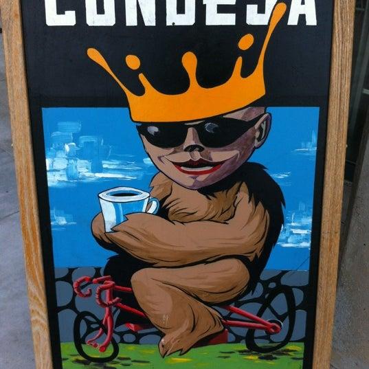 9/7/2012にAurora A.がCondesa Coffeeで撮った写真