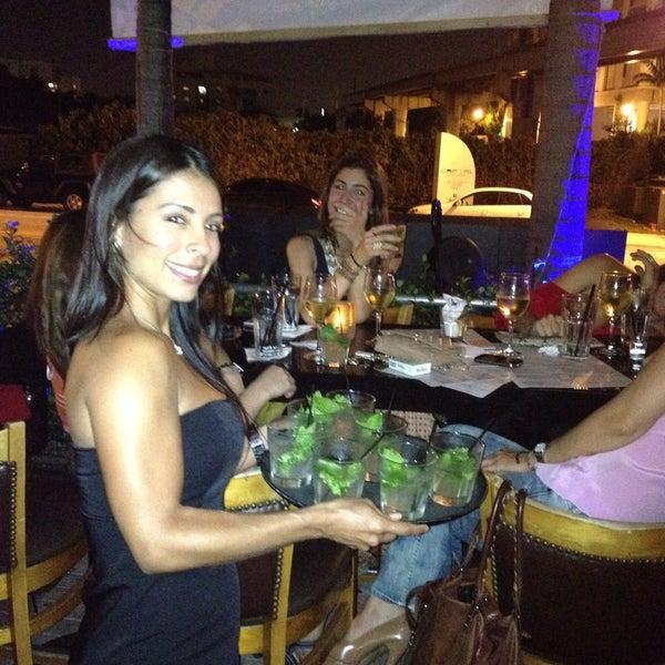 Das Foto wurde bei Barsecco von Diplomatico Rum am 7/1/2012 aufgenommen