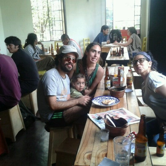 7/10/2012にCristian L.がLa Barraで撮った写真