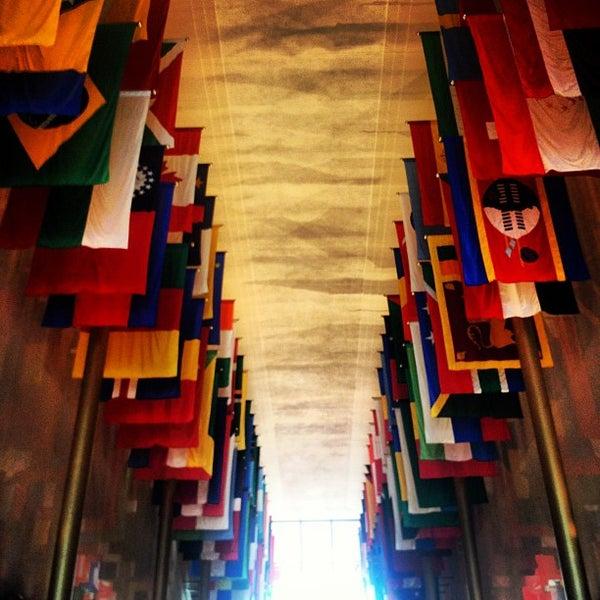7/9/2012 tarihinde Greg B.ziyaretçi tarafından The John F. Kennedy Center for the Performing Arts'de çekilen fotoğraf