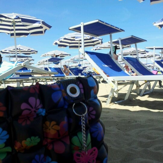 6/15/2012 tarihinde Elisabetta G.ziyaretçi tarafından Bagno Adriatico 62'de çekilen fotoğraf