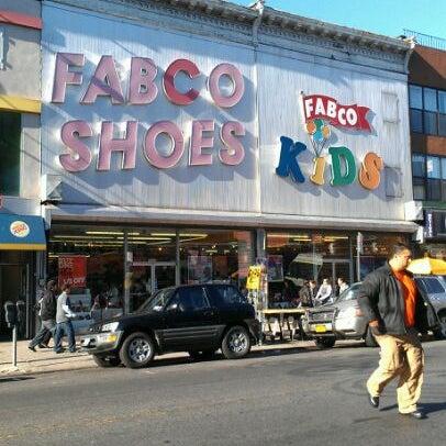 fabco shoes store near me