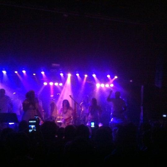 Снимок сделан в Cabaret Sauvage пользователем Jerome V. 7/14/2012