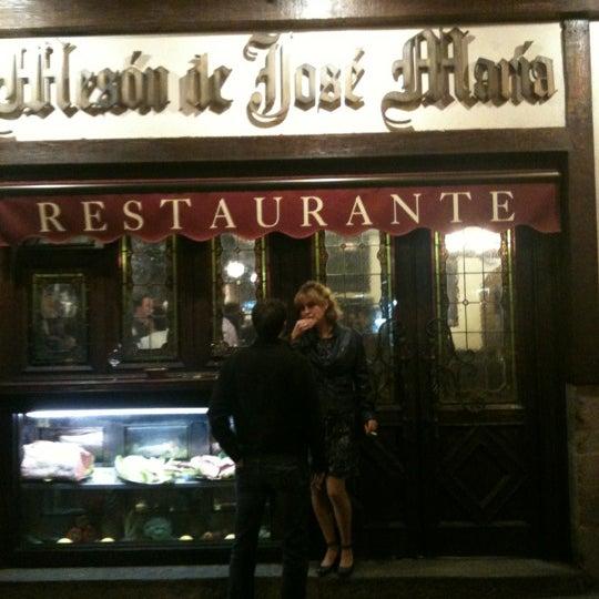 11/7/2011에 Pepe J.님이 Restaurante José María에서 찍은 사진
