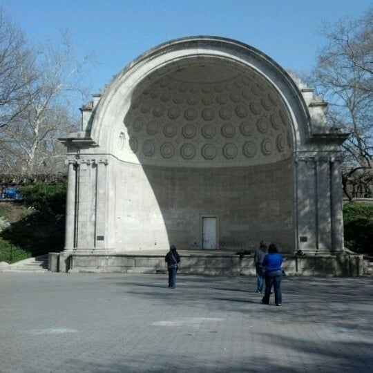 Centeral Park: Music Venue In New York