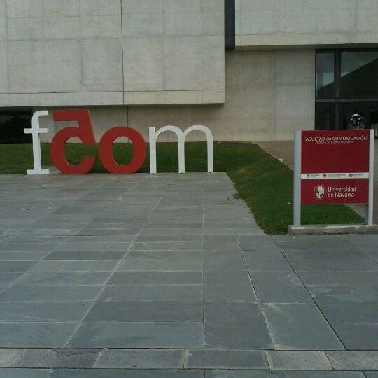 Foto tomada en FCOM - Facultad de Comunicación por Ana L. el 10/8/2011