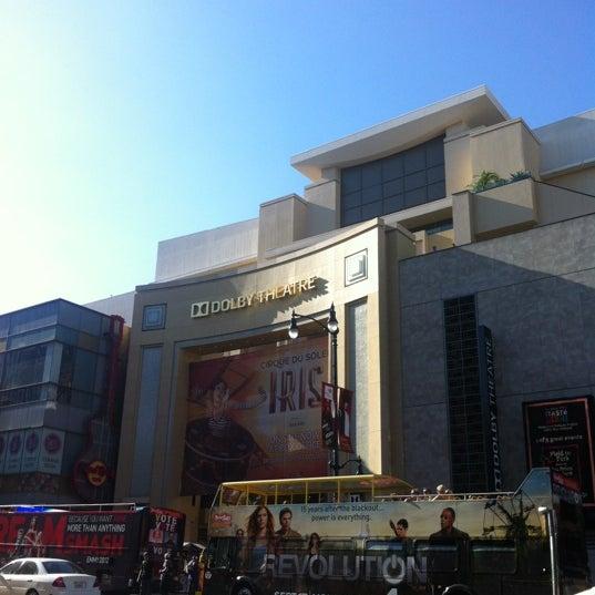 Foto diambil di Dolby Theatre oleh Aritz pada 8/21/2012