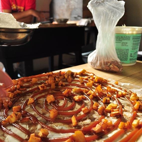 las pizzas del gop!