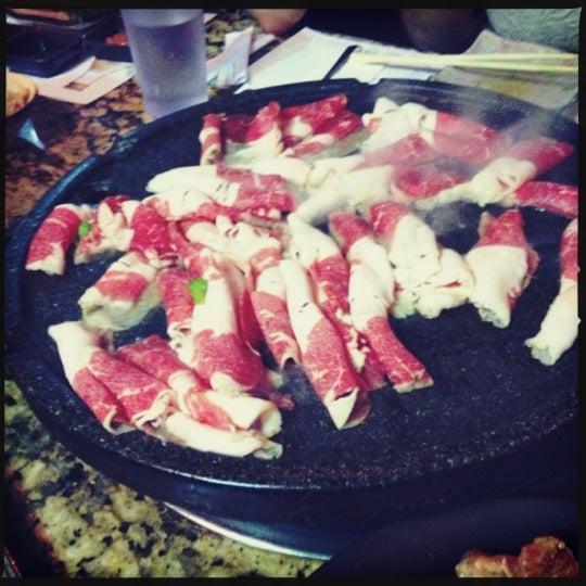 Foto scattata a Hae Jang Chon Korean BBQ Restaurant da ポール ク. il 7/29/2012