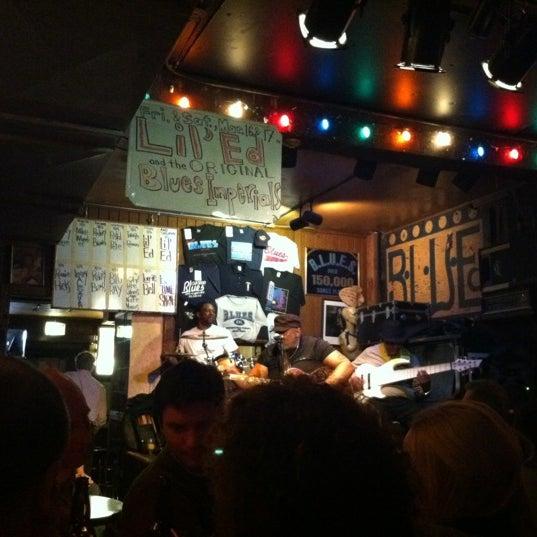 Photo prise au B.L.U.E.S. par David W. le3/10/2012