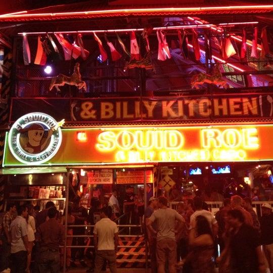 Foto scattata a El Squid Roe da Lluvia R. il 6/24/2012